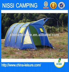 Fiberglass Frame Folding Camping Tent