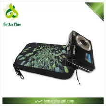 High Quality Custom Size Printed Neoprene Smart Camera Pouch