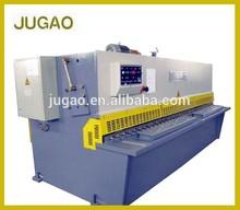 JUGAO BRAND QC12Y-60X8000 Hydraulic Swing Beam Shear