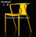 Qualidade superior por atacado jardim ao ar livre lazer colorido cadeira de plástico