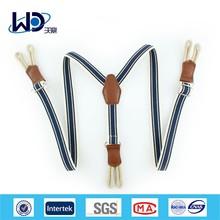 Custom elastic kids suspender brace