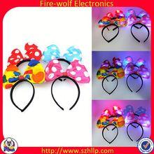 Italy mohawk headband minnie mouse headband and bow
