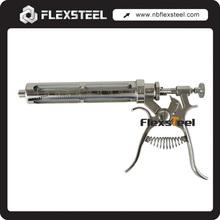 Veterinary Instrument Syringe Gun Animal Injection Gun
