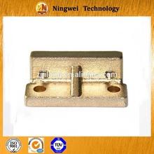 Lost wax casting copper Hinge