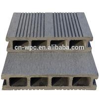Sanding Exterior Wood Plastic Composite Floorings Outdoor WPC Decking