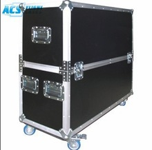 top sale Plywood ATA flight case for led/lcd screen , LED Screen road Case ,tv Case fit 50 inch Screen