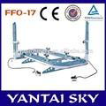 Himmel ff 0, auto kollision rahmengestell fahrgestell bank hydraulischen wagenheber reparatur