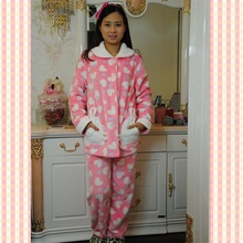 Pink Women Super Soft Pajamas