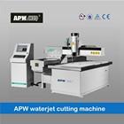 CNC water jet cutting machine
