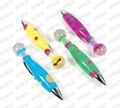 New design canetas esferográficas marcas famosas fabricantes com real insetos incorporado como presentes de natal