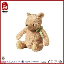 High quality give away bear soft bear for baby plush infant bear