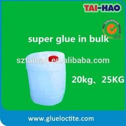 Cyanoacrylate adhesive Free samples liquid 502 glue in bulk 25kg