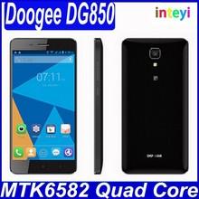 "Wholesale Doogee DG850 5.0"" MTK6582 1GB+16GB Android 4.4 Dual SIM Dual Camera Mobile phone"