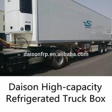 High-capacity Refrigerator Van Bodies with FPR Sandwich Panels