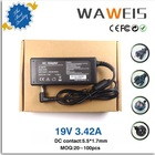 AC/DC power supplies 19V 3.42A For acer SADP-65KB 1690 Pa-1650-02 Power Pa-1700-02 Aspire Adaptation