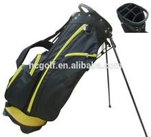 OEM ODM BRAND PU stand golf bag