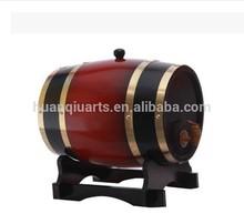 50L used wooden wine barrels/wine beer barrel/barrel stand