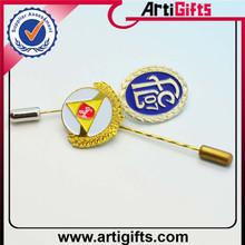 Wholesale craft custom soft enamel metal lapel pins badgenational theater souvenir