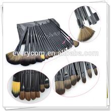 Best price 24 pcs Professional Cosmetic Makeup Brush Set natural make up brush tools facial brushes kits