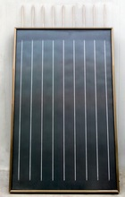 Diy Household patent separate high pressure solar water heater panel