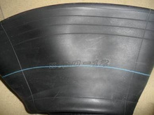 275-21 motorcycle natural rubber/butyl inner tube
