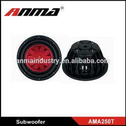 Hot sale subwoofer high power car subwoofer/24 inch subwoofer