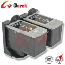 Ink Cartridge PG40 For Canon Pixma MP140 MP150 MP160 MP170 MP180 MP190 MP210 MP220 MP450 MP470