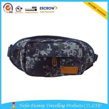 Hot sales high quality practical new design military canvas waist bag