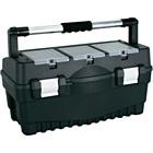 Hard plastic tool case