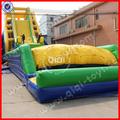 Inflável parque de diversões equipamento para adultos e crianças