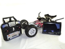 Vrx Racing FPV buggster rc hobby car with video and Wifi system