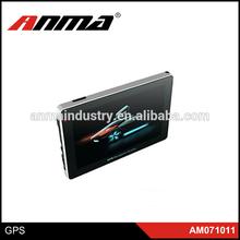 Hig quality universal HD car GPS /gps tablet