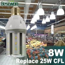 Plastic Cover samsung 5630 SMD E39 E40 360Deg 8w led light bulb