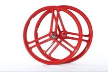 magnesium alloy bike wheel for MTB bikes and road bikes