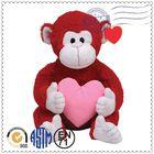 OEM good quality manufacturer promotion soft toy monkey
