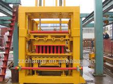 machine for making concrete block,machine for making concrete block for South America