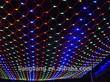color changing Christmas decoration led light net