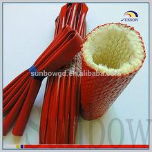 fiber glass insulation protect sleeve