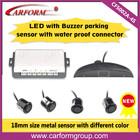 China manufacturer volume adjustable ultrasonic reversing sensors for car