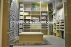 modern melamine closet design for bedroom