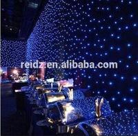 New wedding stage backdrop decoration Sky effect LED light STAR LED LIGH FOR BACKGROUND