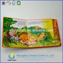 Profissional de impressão do bebê livros EVA fabricante