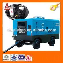 high pressure 300bar diesel air compressor,air compressor blasting,diesel air compressor for blasting