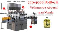 automatic rice bran oil filling machine