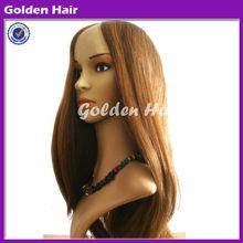 Virgin Human Hair High Quality V Part Wigs