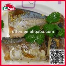 best canned mackerel fish in brine
