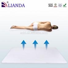 TOP Quality King size ,queen size viscose elastic foam mattress topper vacuum pack memory foam mattress