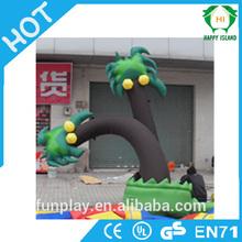 HI top quality sky air dancer ,inflatable tree air dancer,waving air dancer