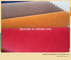 furniture sofa pu flocking textiles leather