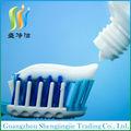 Suministrar todo tipo de pasta de dientes de la marca, la etiqueta privada de pasta de dientes orgánicos